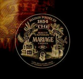 Mariage Frères tea salon, Cr-postcardsfromtheair