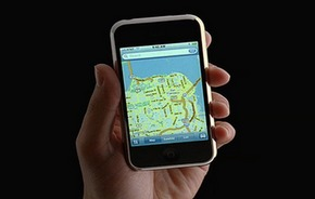Smart phones on travel