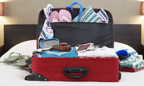 Things to Pack in a Suitcase