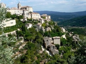 Provence France, Cr-flicker