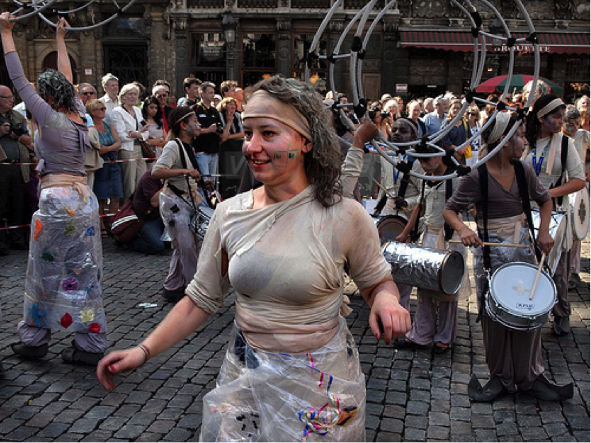 Festivals in Brussels