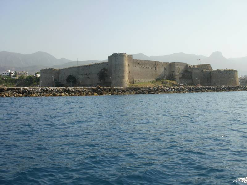 Kyrenia castle, author collection