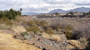The Pittman Wash Trail & the District-