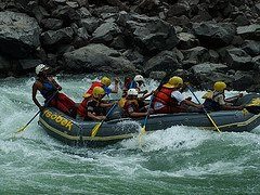 Rishikesh Water RAFTING BY Questrails