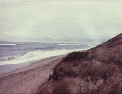 Rough Surf on Cape Cod