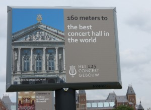 The Concertgebouw has been delighting audiences for 125 years