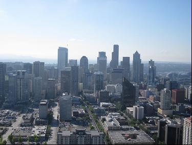 Seattle, Wa, Cr-Flickr by Doug Kerr