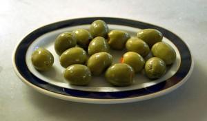 Olives image by Tamorlan