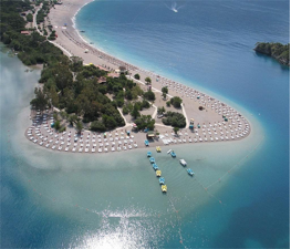 beaches in Turkey