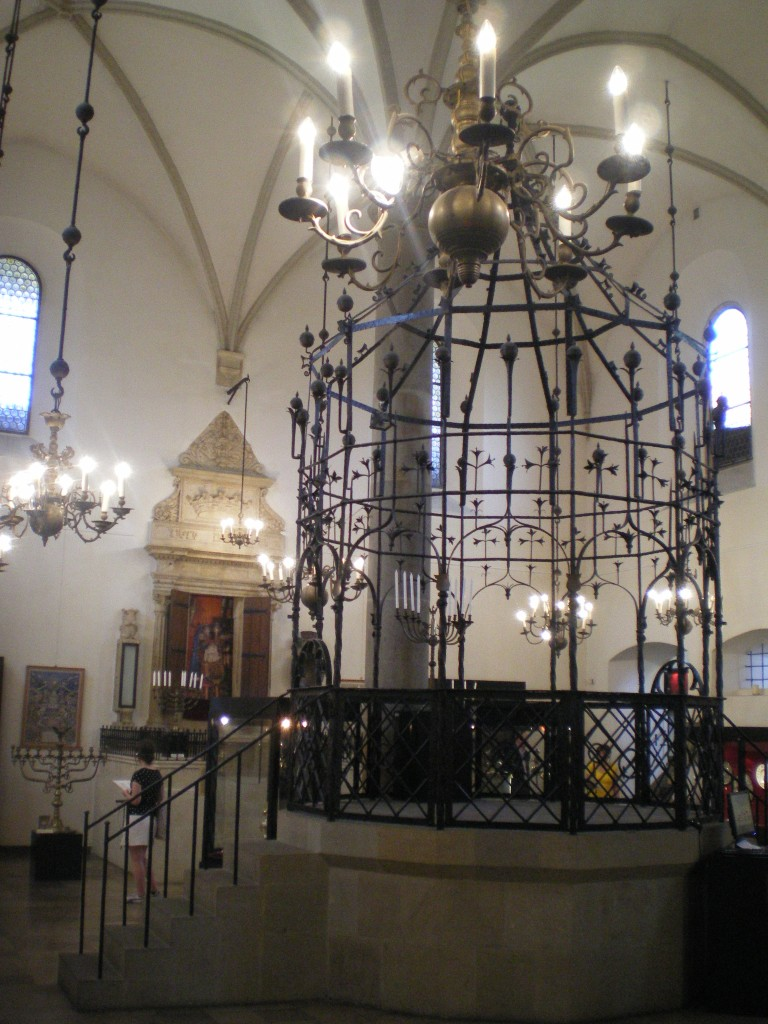 Jewish Museum in the Old Synagogue