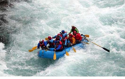 River Rafting, Photo Source: River rafting Rishikesh