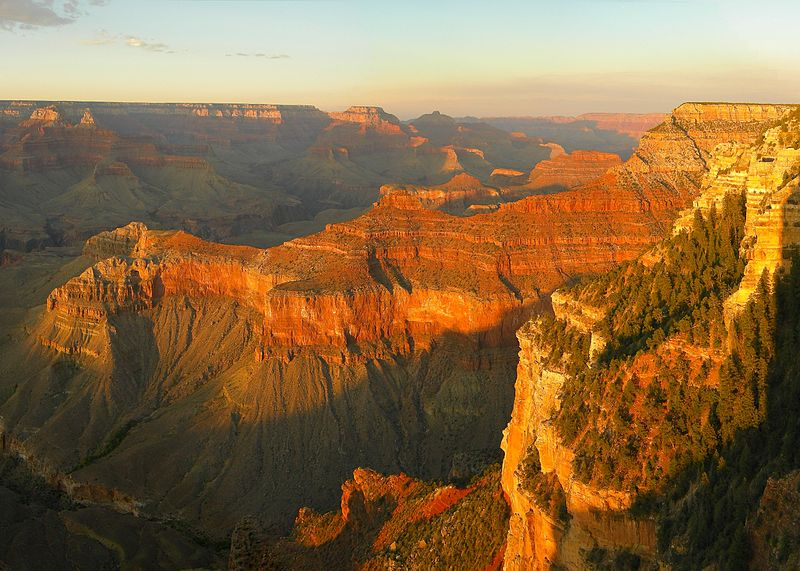 Grand Canyon,Photo by Tobias Alt via Wikimedia Commons