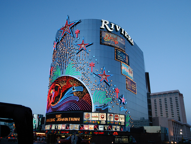 The Riviera Vegas