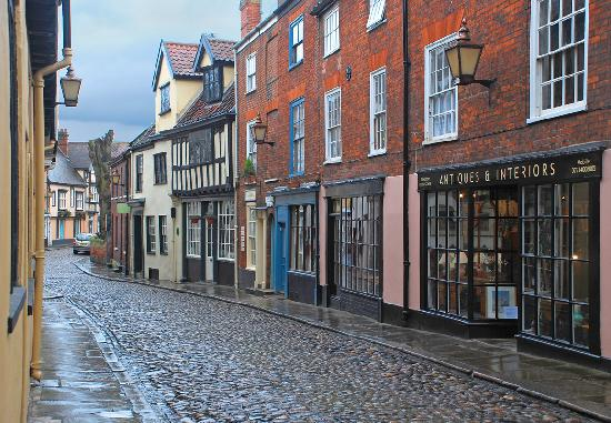 Elm Hill, Norwich, Credit-Tripadvisor