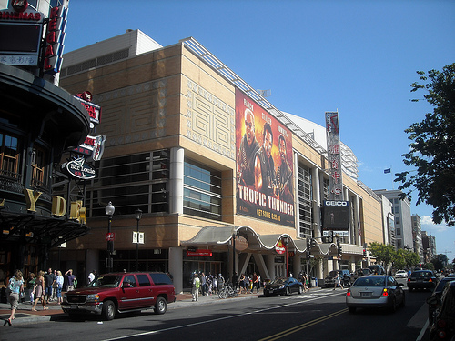 DC's Verizon Center, Credit, city-data.com