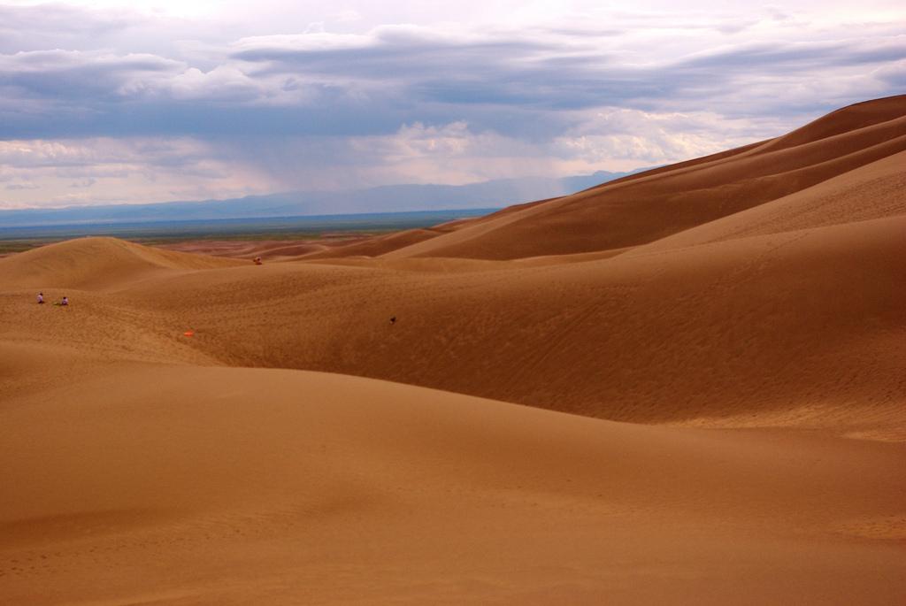 Sand Dunes National Park, Alamosa, CO