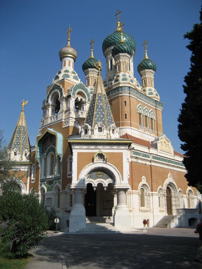 Russian Orthodox church, Credit-PAnoramio