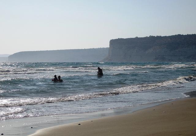 Curium Beach, Cyprus credits: CyprusPictures