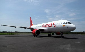 Avianca airplane-Cr-travelandtourworld.com