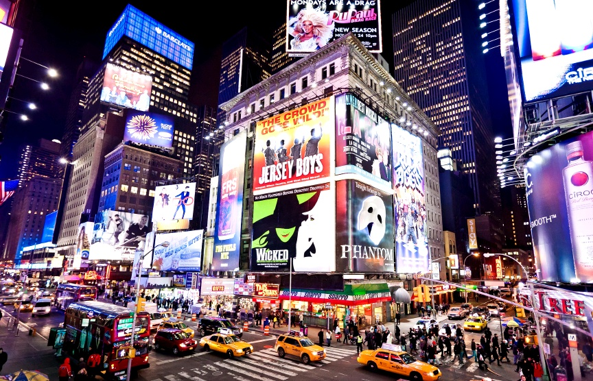 broadway theatre breaks-in-new york