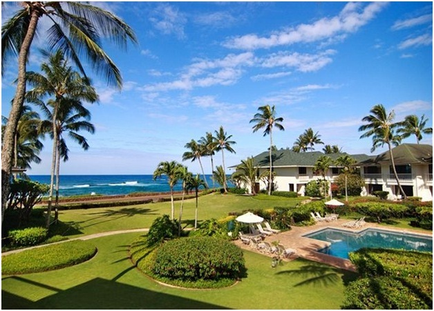 Poipu beach resorts