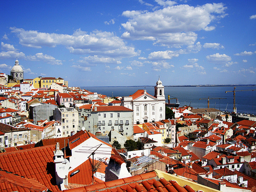 Photo of Lisbon by rstml via Flickr