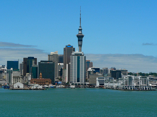 Photo of Auckland by Sandy Austin via Flickr