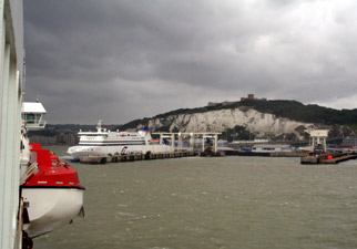 France Dover-ferry