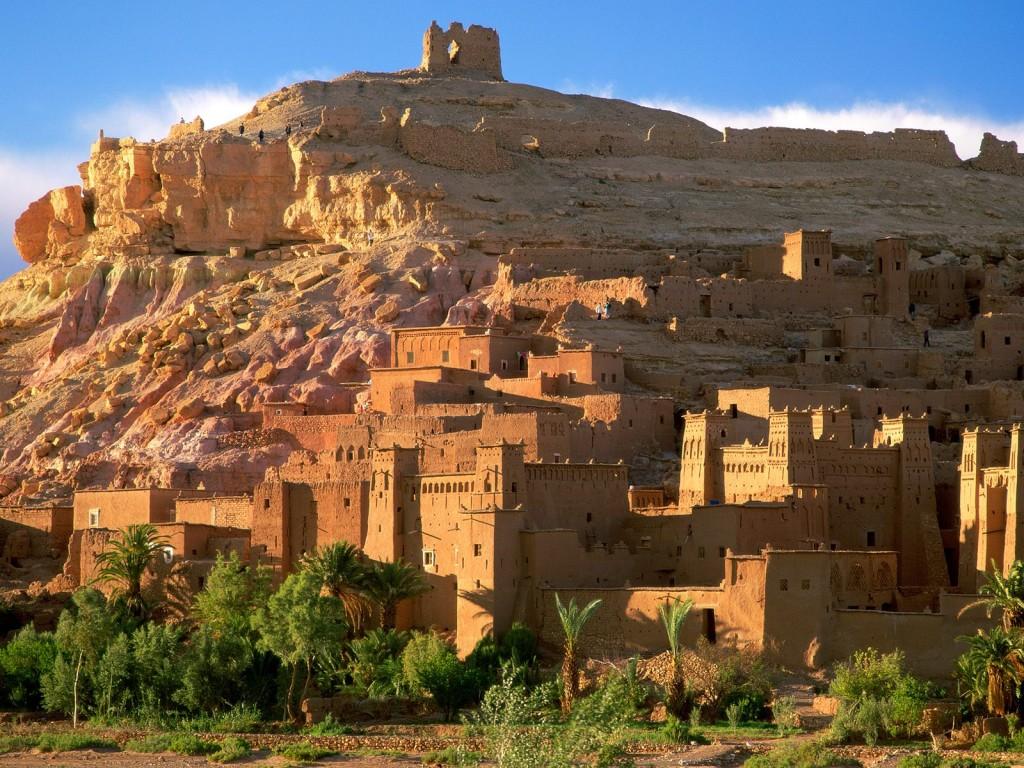 Kasbah Ruins