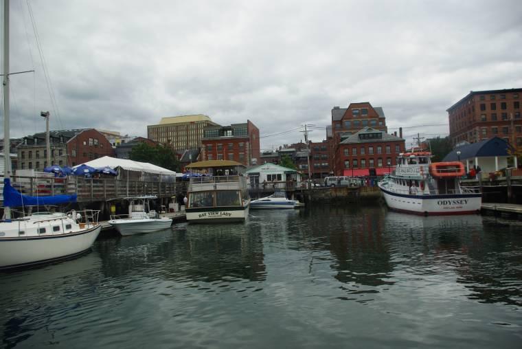 Pier portland