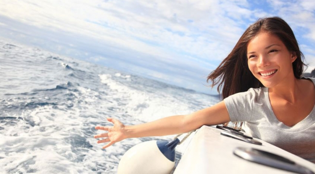 Cruising Lady