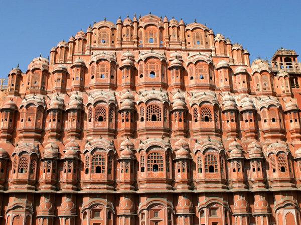 Hawa Mahal, jaipur, Cr-horizontravelindia