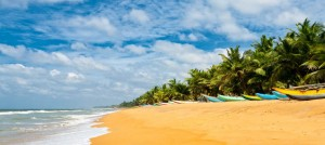 Beach of Sri Lanka