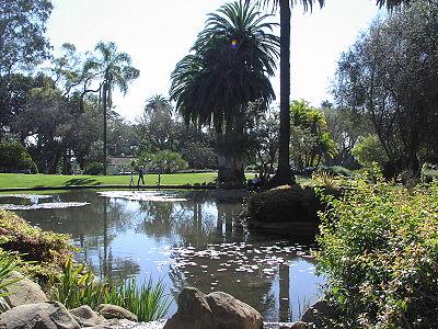 Gardens in Santa Barbara