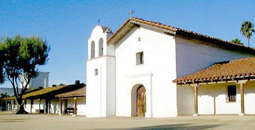 El Presidio de Santa Barbara, credit- legendsofamerica.com
