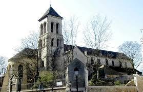 St. Pierre de Montmartre