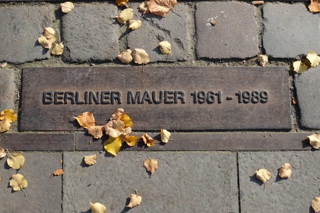 Berlin Wall, 1961 - 1989