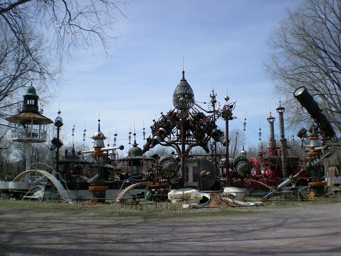 Forevertron