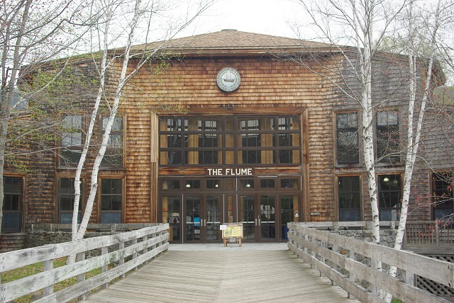The Flume- Visitor Center