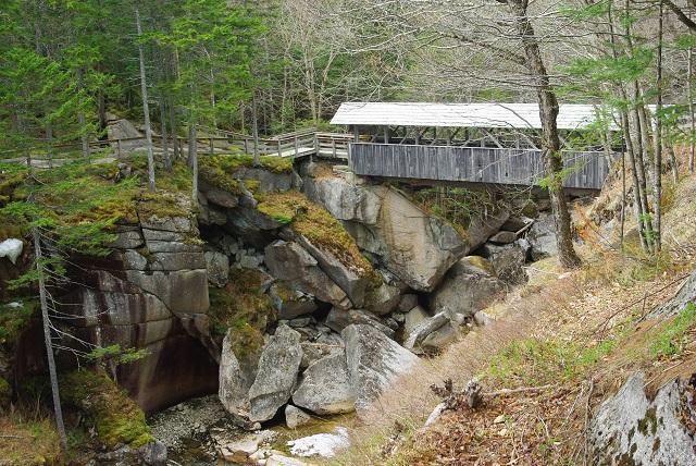 Centennial Pine Bridge