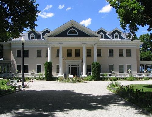 MansionFront