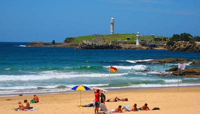 Wollongong Beache