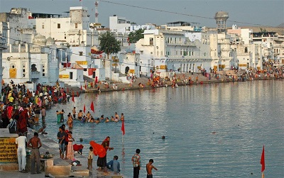 Pushkar Lake, credit agratours