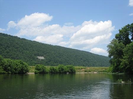 Potomac river, Source- Wikipedia