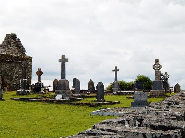 St. Senan's Graveyard