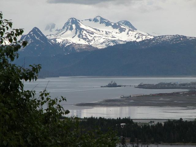 Lake Chammplain, source Wikipedia