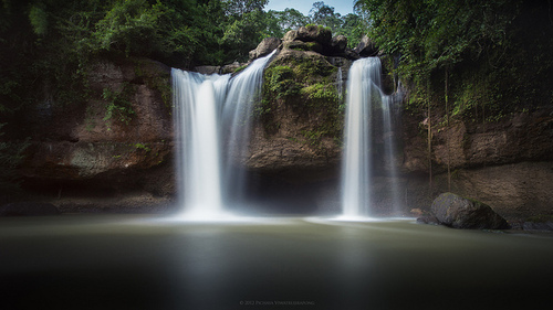 haewsuwat waterfalls