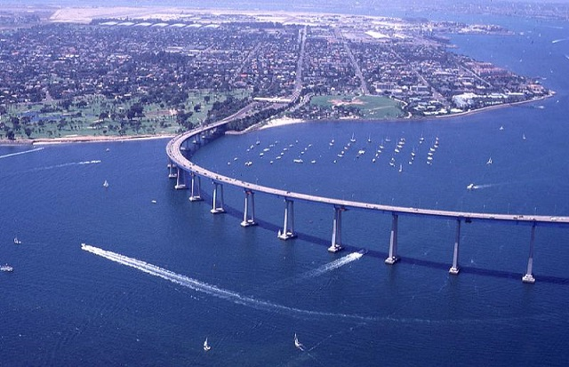 Coronado Bridge, San Diego, Credit-brokereddie.com